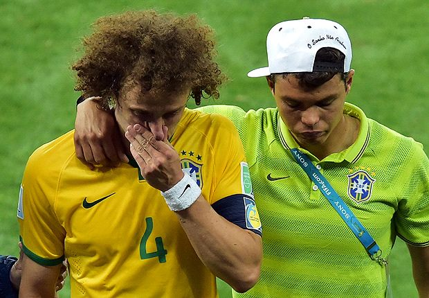 Thiago Silva: Brazil need fans now more than ever
