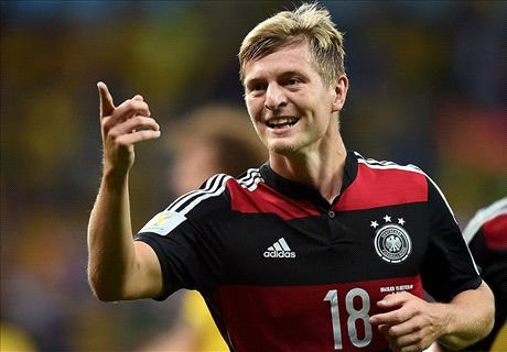 'Madrid would be priceless for Kroos'