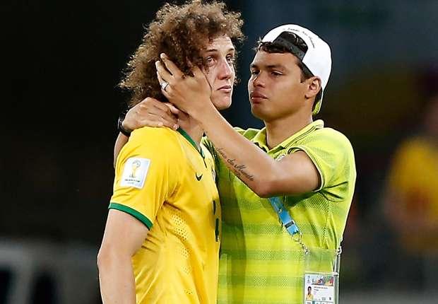 Agen Bola - David Luiz: Mental Brasil Sudah Jatuh