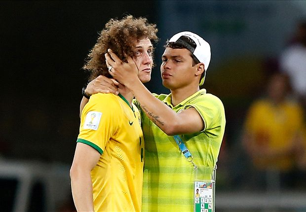 Mourinho leaps to Luiz's defence after Brazil horror show