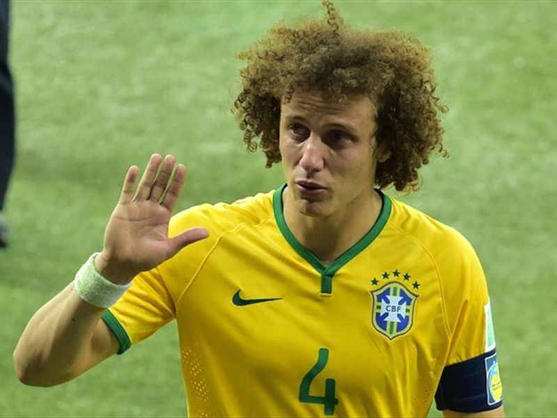 David Luiz named in FIFPro World XI with Ronaldo and Messi