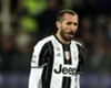 'Juventus don't play most beautiful football' - Chiellini happy with intelligence over attractiveness