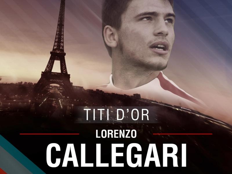 Titi d'Or - Lorenzo Callegari est 5e en 2016 : grandir en allant grapiller du temps de jeu