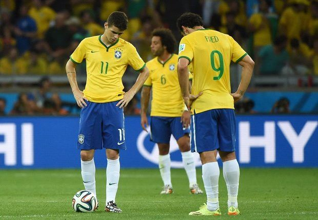 Ronaldo: Brazil now obliged to finish third after Germany debacle