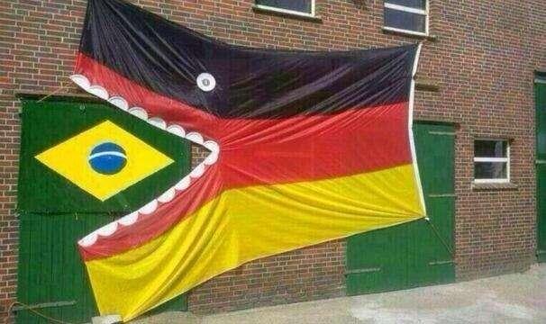 Agen Bola - Reaksi Dunia Atas Kekalahan Telak Brasil