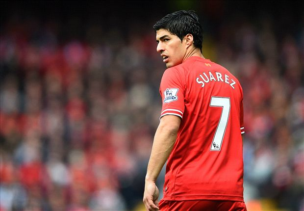 DONE DEAL: Suarez joins Barcelona for €88m