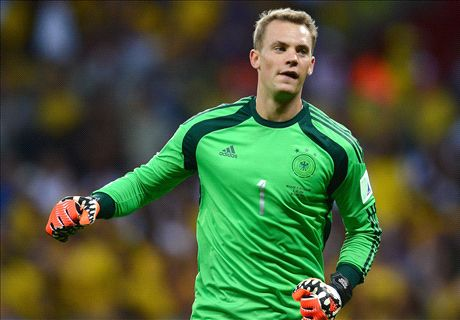 Friedel: Neuer is the world's best
