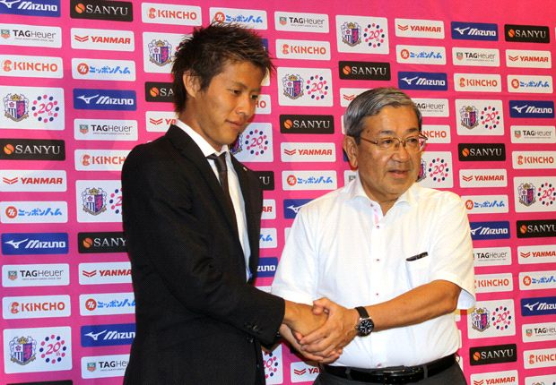 Kakitani: Why Basel was best for me