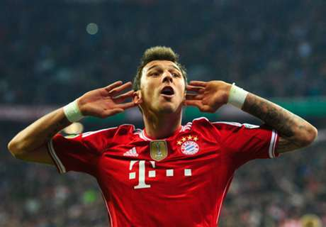 Atletico Madrid sign Mario Mandzukic