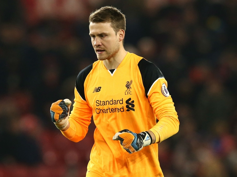 'It's never nice to sit on the bench' - Liverpool keeper Mignolet happy to be back in favour