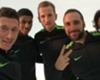¡A puro gol! Se juntaron Higuaín, Lewandowski y Cavani