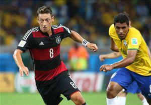 Seleção está mais de 400 pontos atrás dos alemães
