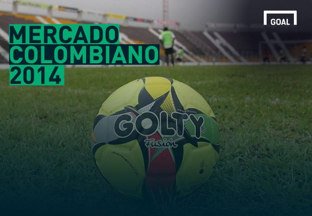 Mercado de pases   Liga Postobón 2014 II