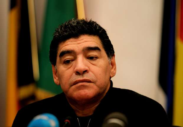 Maradona: Argentina hungrier than Germany for World Cup glory