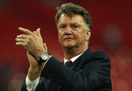 Van Gaal wants revenge on Man Utd