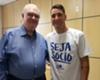 """Thiago Neves explica por que voltou ao Brasil e se derrete pela torcida do Cruzeiro: """"não se compara a nada"""""""