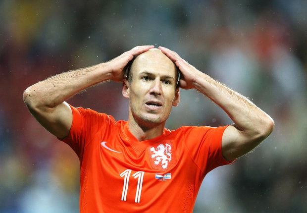 Overachieving Oranje bow out with pride