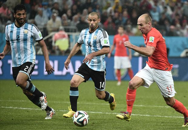 World Cup Scouting Report: Javier Mascherano