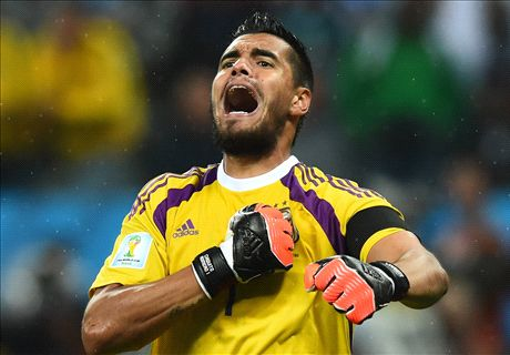 Romero magic puts Argentina in final