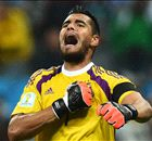 MAN OF THE MATCH Belanda 0(2)-(4)0 Argentina: Romero