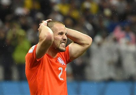 Vlaar heartbroken after Dutch defeat