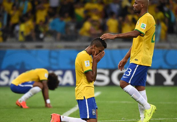 Beckenbauer: You could see the fear on Brazil's faces