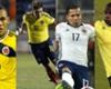 Los 4 colombianos que llegaron del exterior para volver a la Tricolor