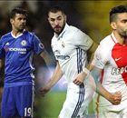 CSL side confirm Costa, Benz, Falcao bids