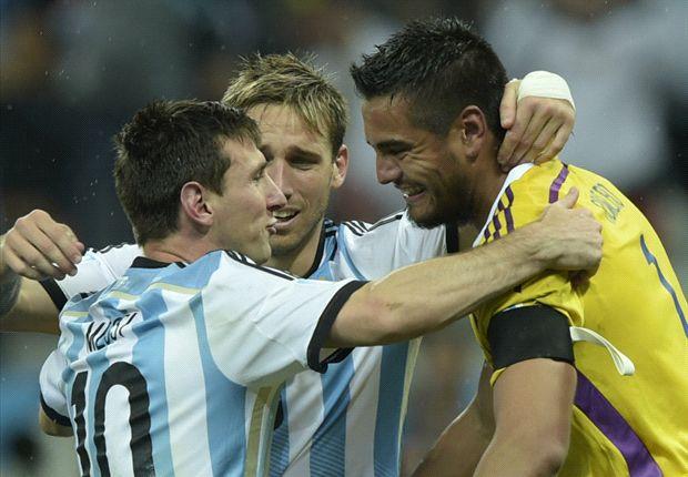 Romero terminó siendo una de las figuras.