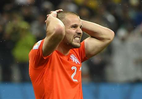AS Roma Incar Ron Vlaar