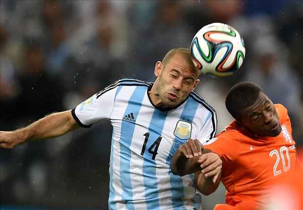 Mascherano: Argentina will play Germany with the soul, the heart and the head