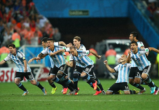 From Messi's Maracana magic to nullifying Netherlands - Argentina's route to the World Cup final