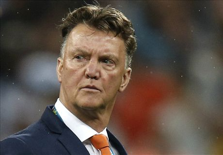 Van Gaal: I want a leaving present
