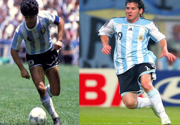 Goal.com Special Debate: Lionel Messi vs Diego Maradona – So Who Is Better?