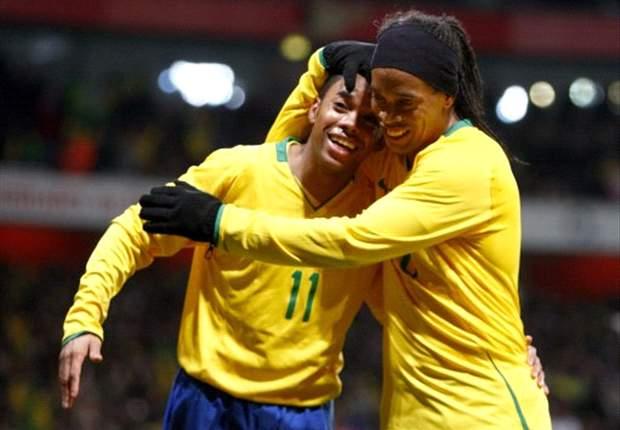 Ronaldinho Desperate For Recall To Brazilian National Team