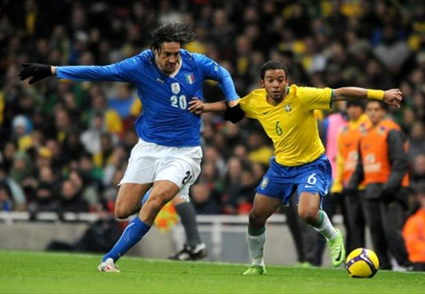 Coupe des Confédérations - Les confrontations Brésil-Italie