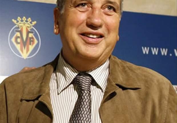 Fernando Roig: No sería catastrófico que descienda el Villarreal