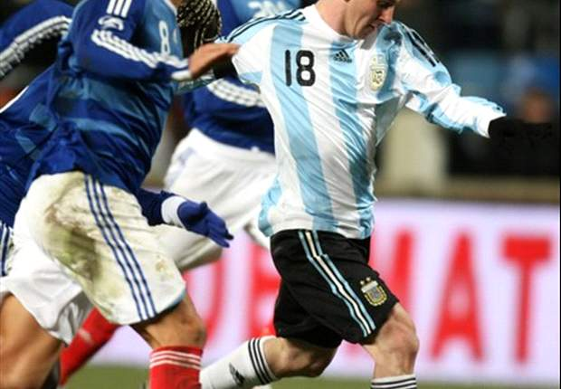 Messi Wants Three Points For Argentina & Maradona