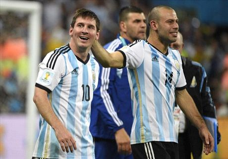 Messi: I'd give up records to win WC