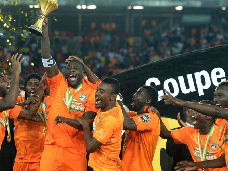 Ivory Coast ready for repeat AFCON success, says Kalou