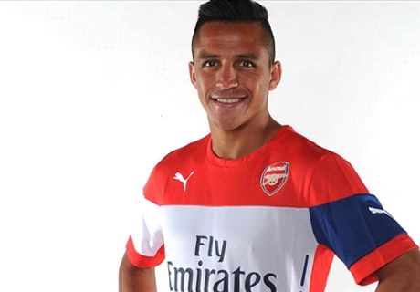 Sanchez é do Arsenal