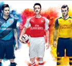 Revealed: Arsenal launch new kit