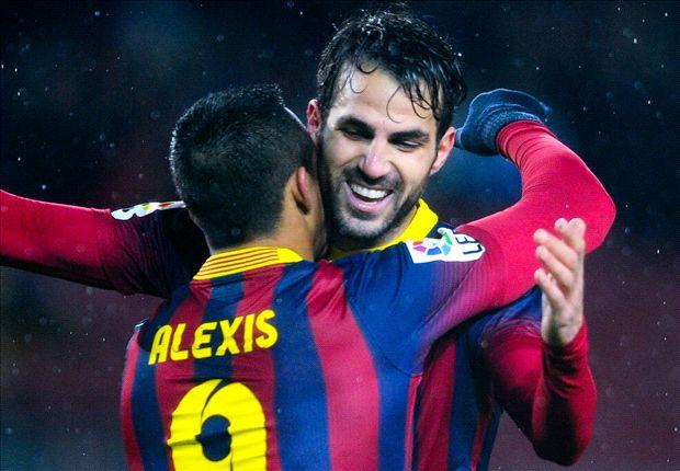 Poll: Will Alexis outperform Fabregas next season?