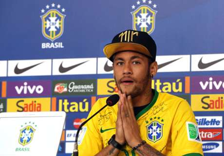 Dunga: Neymar is an inspiration