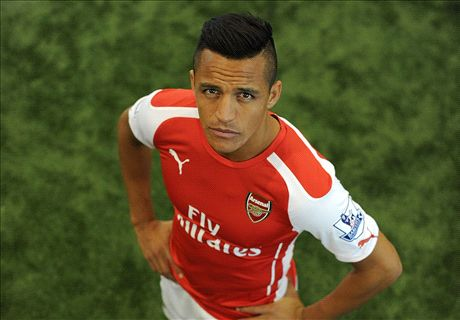 Is Alexis Arsenal's new Van Persie?