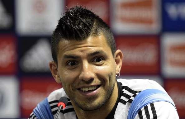 Aguero: United are our biggest threat