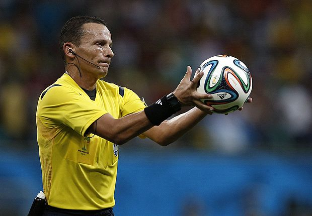 Algerian referee Haimoudi to take charge of third place match