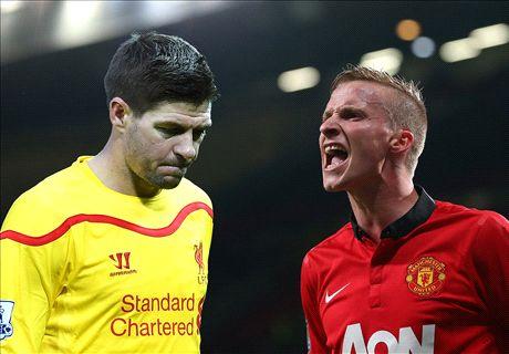 Ex-Man Utd star taunts Gerrard over PL title