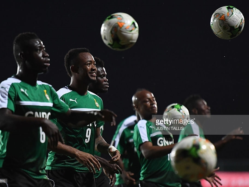 Coppa dAfrica, 1ª giornata - Ghana di misura, pari per lEgitto