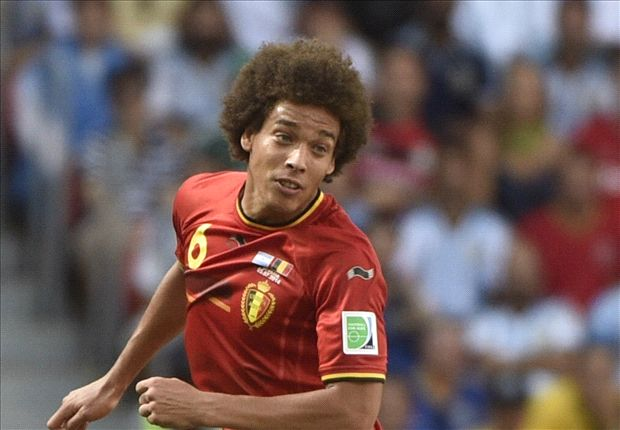 Axel Witsel: Saya Pengagum Manchester United